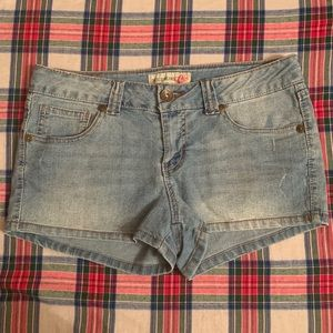 Paris Blues jean shorts no size tag 32 waist